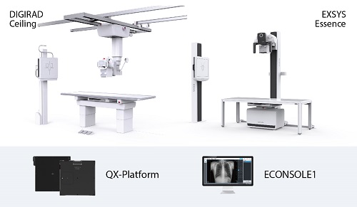 DRTECH gets ready to expand its global presence with a complete line-up of digital imaging system so 썸네일