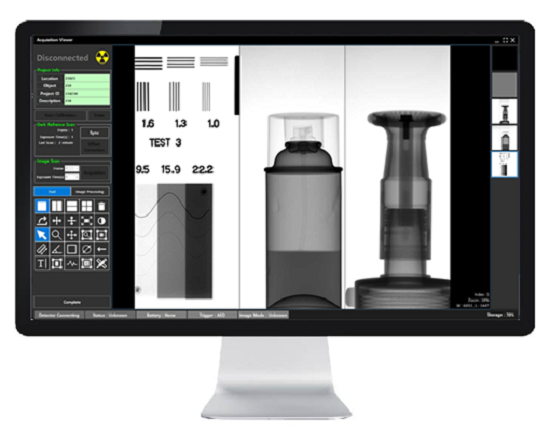 NDPro™ User Software Designed by DRTECH